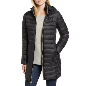 Michael Kors Packable Down Puffer Jacket Small NEW